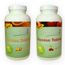 Glucose Tablets | Diachieve